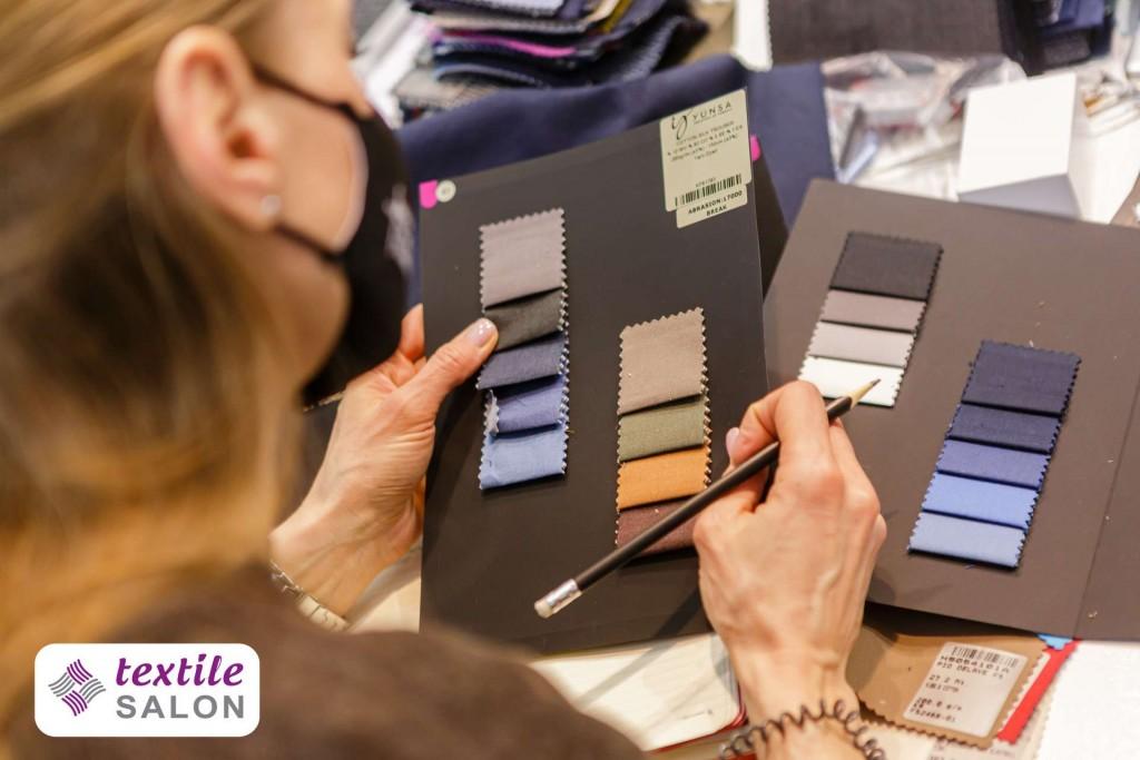 8-я выставка Textile Salon состоялась в Москва-Сити, «Афимолл»