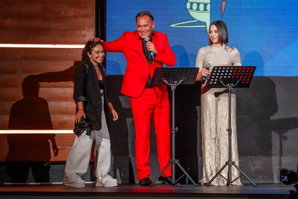 В Москве состоялась XVII Церемония вручения Национальной премии в области индустрии моды «Золотое Веретено»
