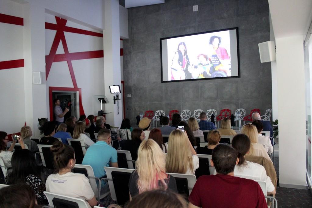 I-й Международный конкурс креативных индустрий «Экзерсис-2019» удивил форматом