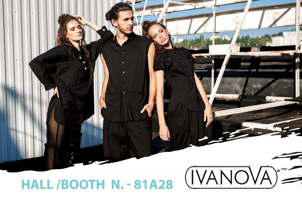 Не пропустите бренд IVANOVA на CPM!