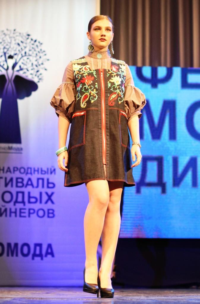 Завершился ежегодный Фестиваль «ЭТНОМОДА».