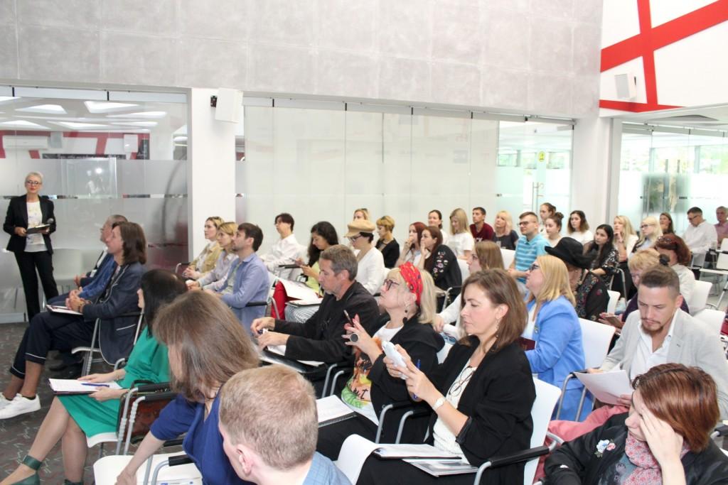 В Москве прошел фестиваль креативных индустрий «All about fashiontech»
