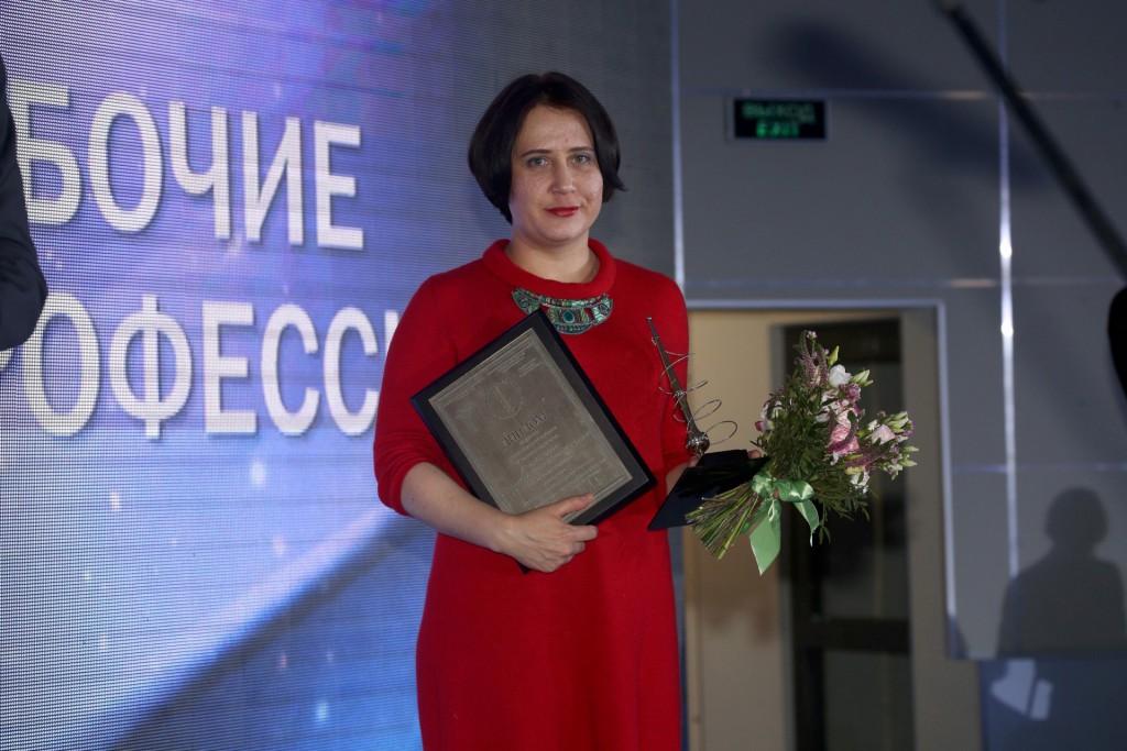 Торжественная XV церемония награждения лауретов премии 2017 года состоялась в рамках «Российской недели текстильной и легкой промышленности»