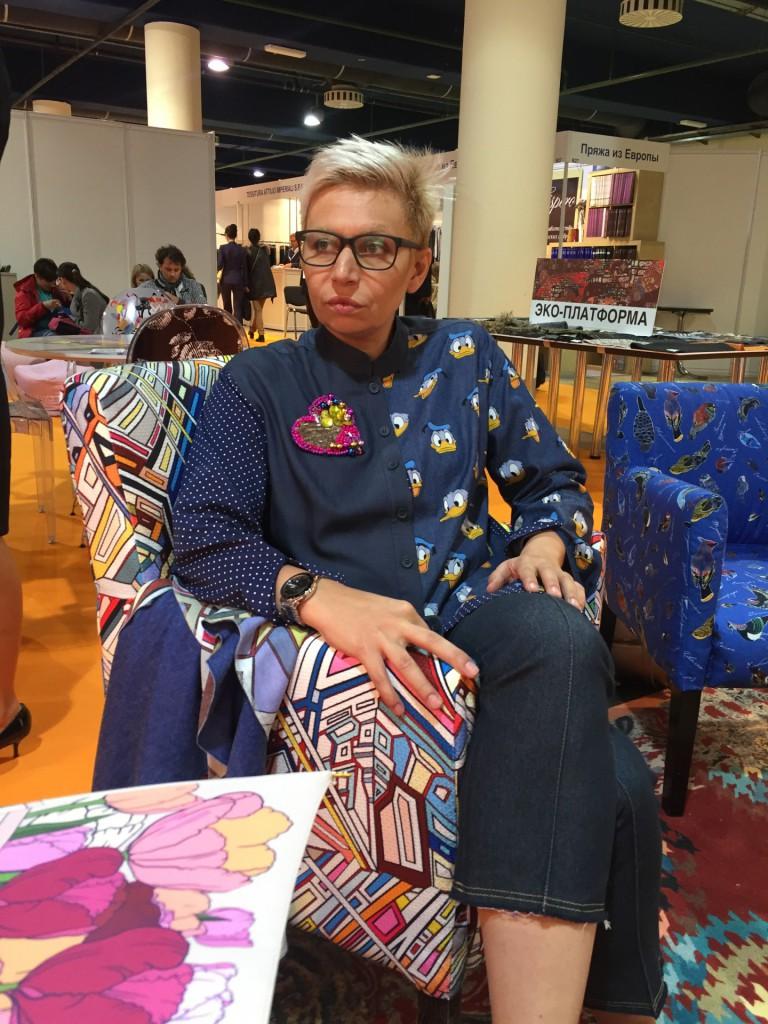 3-я Международная выставка тканей и текстильных материалов «Интерткань – 2017. Осень» открылась в Москве
